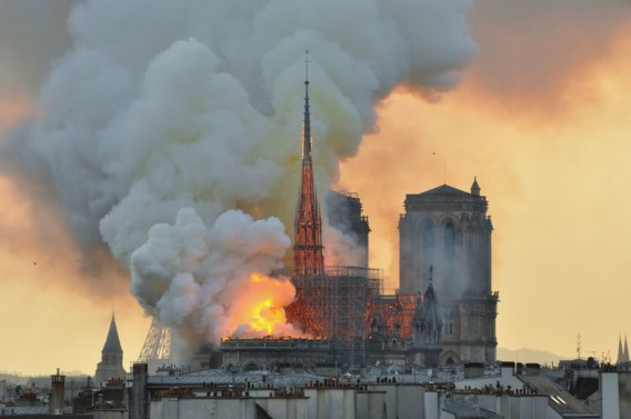 Twee jaar na de brand moet de heropbouw van de Notre Dame nog beginnen