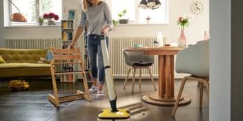 Zo spaar je je rug bij het schoonmaken