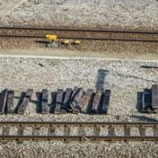 Spoorarbeider overleden na aanrijding door trein