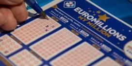 Recordjackpot EuroMillions gaat naar Zwitserland