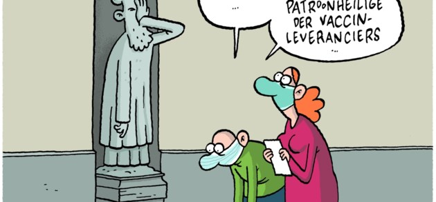 Cartoon van de dag - februari 2021