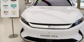 Na de smartphones nu ook Huawei-auto's?