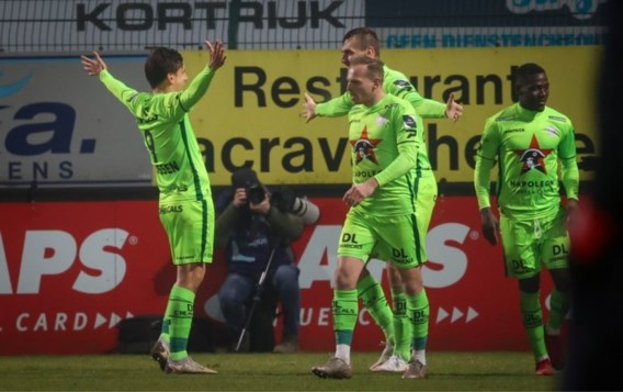 Zulte Waregem wint van rivaal KV Kortrijk
