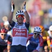 Mads Pedersen wint Kuurne-Brussel-Kuurne
