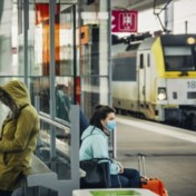 Treinverkeer verstoord tussen Brugge en Gent