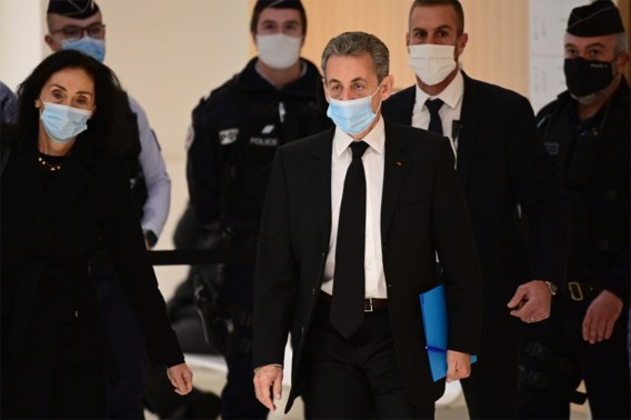Dag des oordeels voor Sarkozy in 'afluisteraffaire'