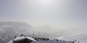 Zon, sneeuw, skilatten, maar de lift staat stil