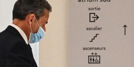 Sarkozy veroordeeld wegens corruptie en machtsmisbruik