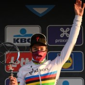 Kopecky kan Van der Breggen niet afstoppen in Omloop