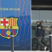 Politie valt binnen bij FC Barcelona, oud-voorzitter Bartomeu zou zijn aangehouden