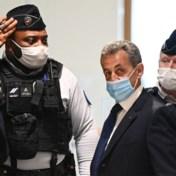 Nicolas Sarkozy in beroep tegen jaar effectieve celstraf voor corruptie en machtsmisbruik