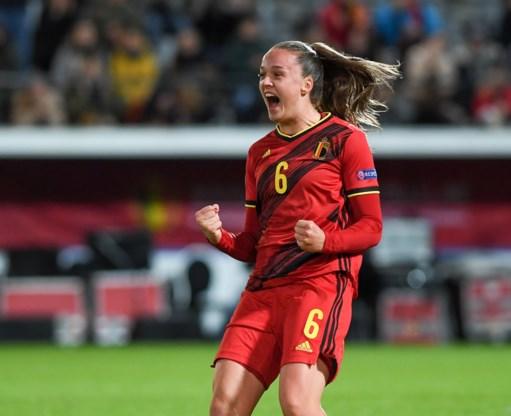 Gouden Schoen Tine De Caigny verlaat Anderlecht