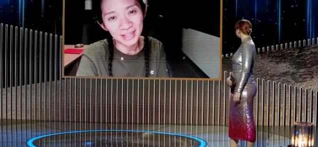 Hoe de Chinese Chloé Zhao de Golden Globes won
