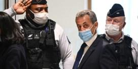 Sarkozy's 'kruisweg' eindigt metzware straf
