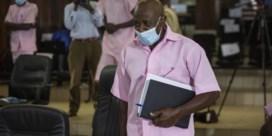 Rwanda geeft toe dat het Mille Collines-held naar Kigali vloog