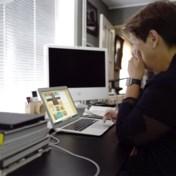 Uw bureaustoel om thuis te werken wordt niet belast