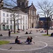 Cirkels voor jongeren op Gents Sint-Pietersplein