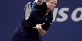 Kim Clijsters maakt rentree in Miami
