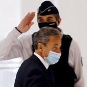Sarkozy houdt onschuld vol: 'In welke andere democratie is dit mogelijk?'