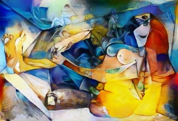 Zweedse agenten ontdekken schilderijen van Picasso en Warhol bij inval