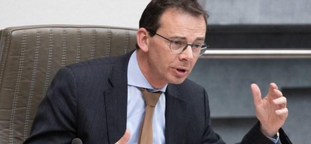 Wouter Beke: 'Door bufferstock af te bouwen winnen we één tot twee weken'