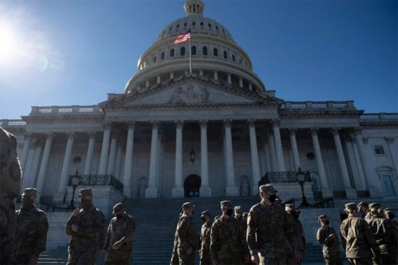Politie waarschuwt voor 'plan van militie om Capitool binnen te dringen' op 4 maart