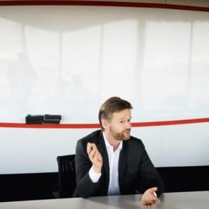 Nieuwe topman Brussels Airlines: 'Op mijn paspoort staat nu eenmaal dat ik Duitser ben'