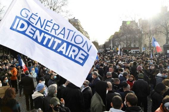 Franse ministerraad beslist extreemrechtse beweging Génération Identitaire op te heffen