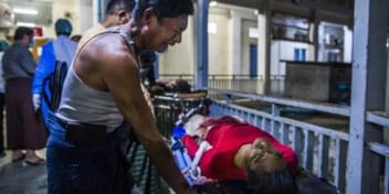 Leger Myanmar schiet nu zelfs op kinderen