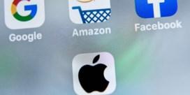 Amazon past app-logo aan na verwarring met Hitler-snor