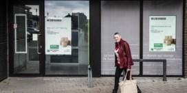 Elke dag gaat minstens één bankkantoor dicht