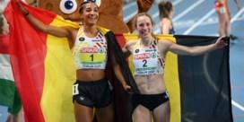 EK indoor   Unieke dubbelslag voor België: Thiam en Vidts pakken goud en zilver op vijfkamp