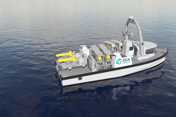 België en Nederland kiezen Franse 'zeedrone' voor nieuwe mijnenjagers