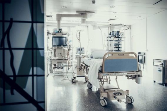 Ziekenhuisopnames blijven stijgen