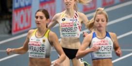 EK indoor | Elise Vanderelst naar finale 1.500m, Vanessa Scaunet haalt halve finales 800m