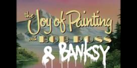 Banksy geeft inkijk in werkwijze met mysterieuze video