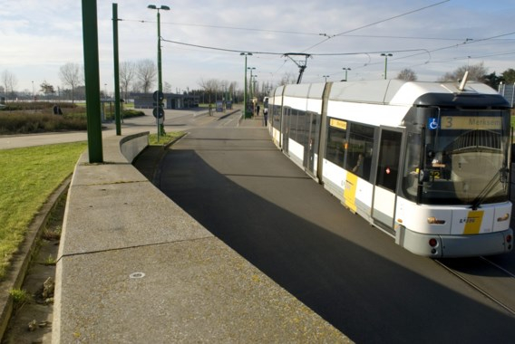 Stroompanne verstoort tramverkeer tussen Scheldeoevers in Antwerpen