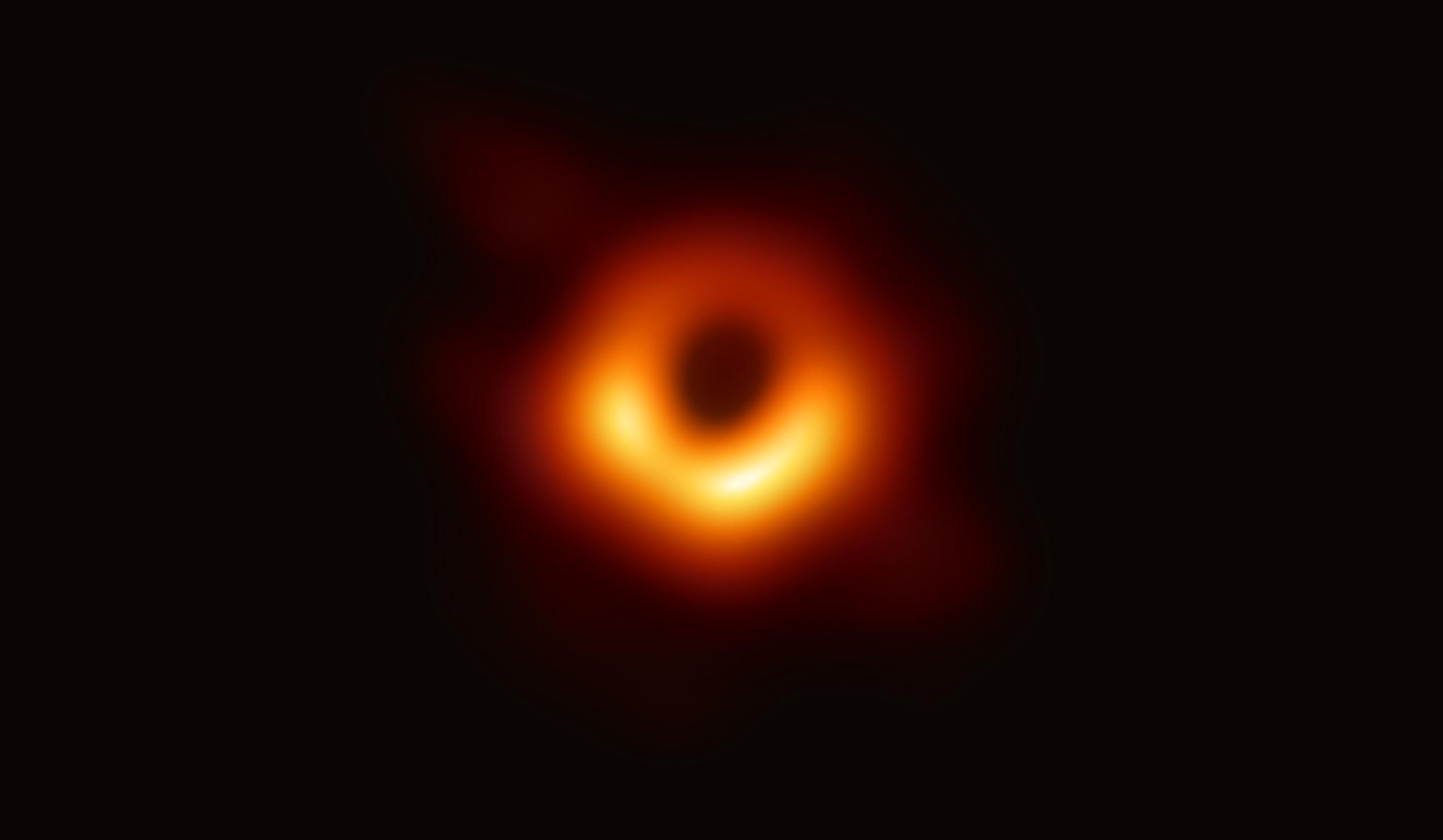 Hoe groot kan een zwart gat worden? - De Standaard