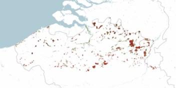 Waar liggen de overbelaste Natura 2000-gebieden?