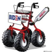 De demarrage van Joe Biden