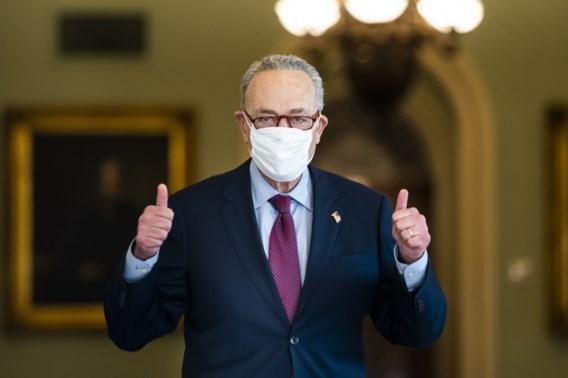 Amerikaanse Senaat keurt relanceplan van Biden van 1,9 biljoen dollar goed