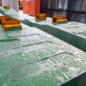 Infrabel installeert eerste 'groene' dwarsliggers