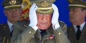 Koning-emeritus Juan Carlos, een held die valt voor het geld