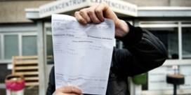 Fraude bij rijexamen zal in tijdelijke uitsluiting resulteren