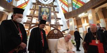 Het godsgeschenk van een pauselijk bezoek