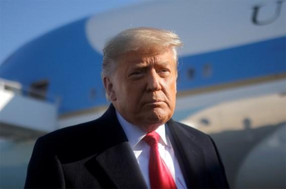 Republikeinen mogen naam en beeltenis Trump niet meer gebruiken