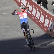 Superieure Van der Poel wint Strade Bianche