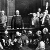 De geest van Otto von Bismarck