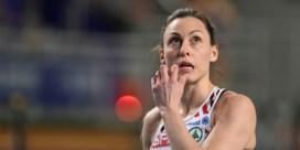 EK indoor   Eline Berings test bij nieuwe test negatief