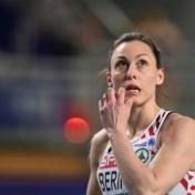 EK indoor | Eline Berings test bij nieuwe test negatief